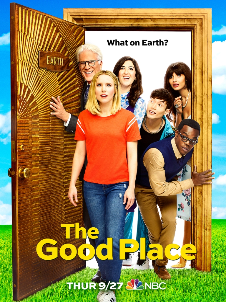 The Good Place Season 3 Poster Full