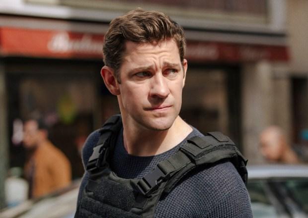 Tom Clancy's Jack Ryan Season 1 Amazon John Krasinski