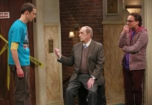 Bob Newhart Big Bang Theory