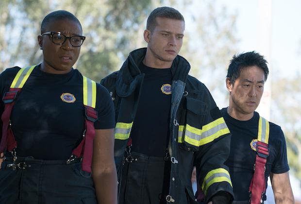 911 Season 2 Premiere
