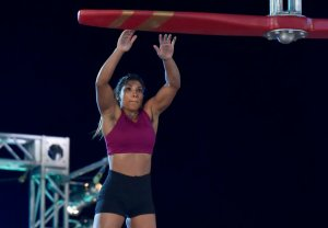 Ninja Warrior Meagan Martin