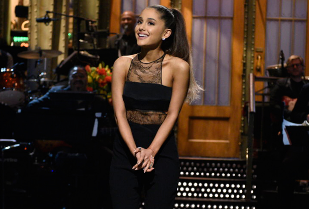 Ariana Grande Drops Out of SNL