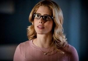 Arrow Felicity Leaving Rickards