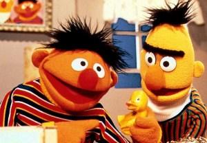 Bert & Ernie Gay
