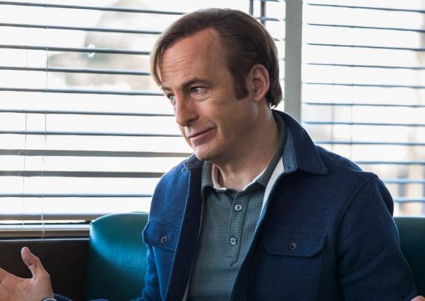Better Call Saul Season 4 Episode 3 Jimmy Diner