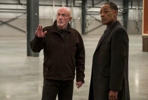 Better Call Saul Season 4 Episode 6 Mike Gus