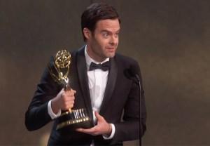 Bill Hader Emmys 2018