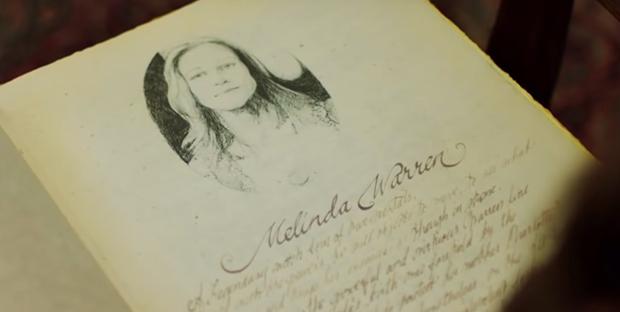 Charmed Reboot Melinda Warren