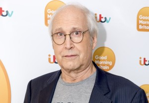 Chevy Chase SNL Interview