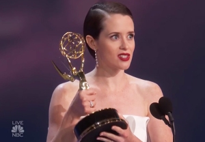 Claire Foy Emmys 2018