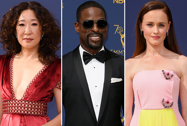 Emmys 2018 Red Carpet Photos