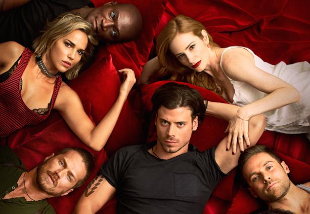 Midnight Texas Season 2 Poster NBC