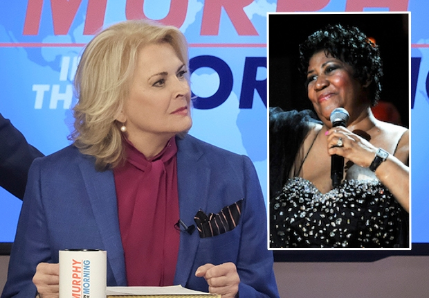 Murphy Brown Aretha Franklin Tribute Premiere CBS Revival