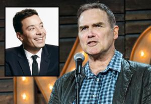Norm Macdonald Jimmy Fallon