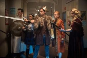 Riverdale Season 3 Episode 4 Flashback Gryfons and Gargoyles