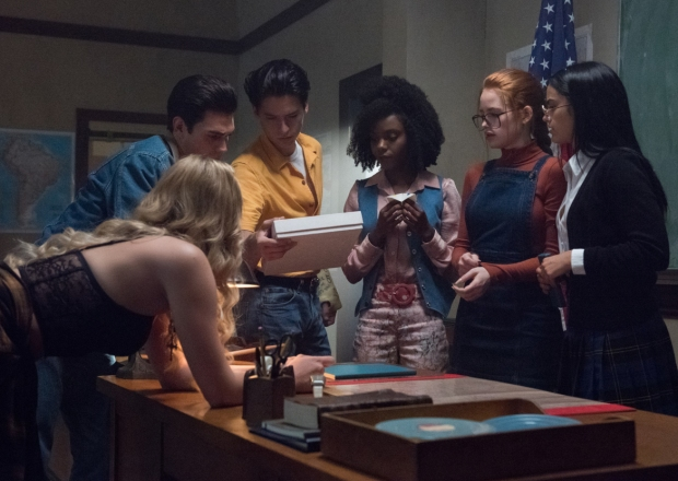 Riverdale Season 3 Episode 4 Flashback