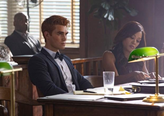Riverdale Season 3 Premiere Archie Sierra