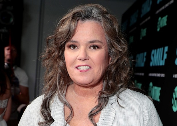 Rosie O'Donnell The Talk Guest Host