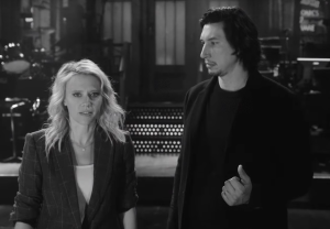 SNL Video Season Premiere Kate McKinnon Adam Driver