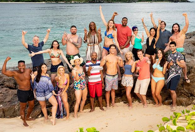 Survivor Season 37 Cast Photos