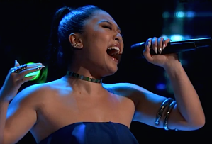 the-voice-season-recap kennedy holmes mikele buck blind auditions