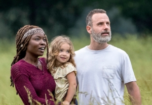 the-walking-dead-season 9 rick michonne spoilers scott gimple