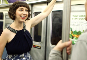 Tube Talk With Kristen Schaal