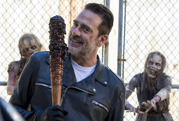 the-walking-dead-season 9 spoilers negan changes scott gimple