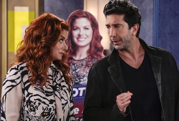 will grace season 10 episode 1 recap david schwimmer