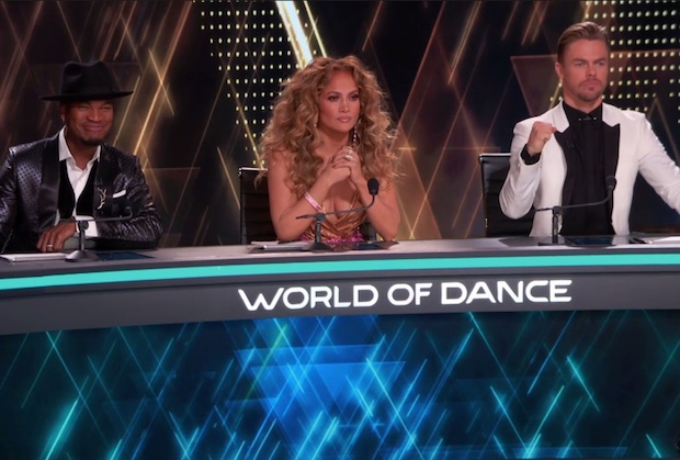 World of Dance Finale Lab Winners