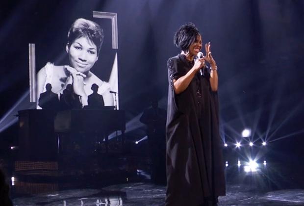 AMAs 2018 Aretha Franklin Tribute