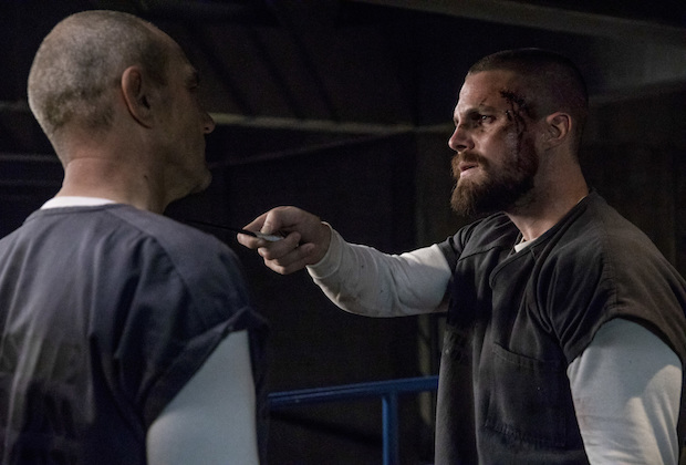 Arrow Recap 7x03