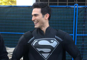 Arrowverse Crossover Superman