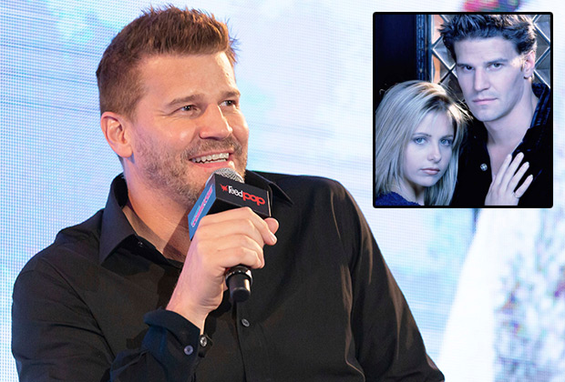 Buffy Reboot David Boreanaz