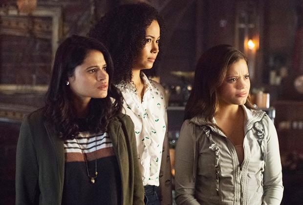 Charmed Reboot More Scripts