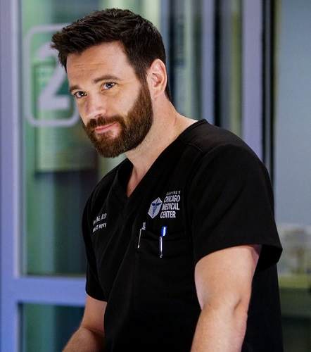 Chicago Med Colin Donnell