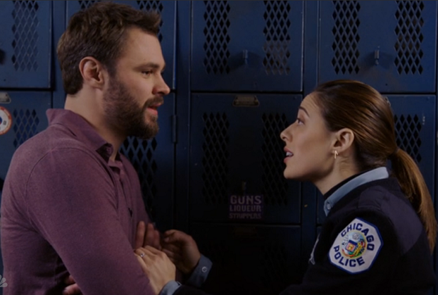 Chicago PD Burgess/Ruzek
