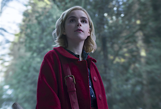 Chilling Adventures of Sabrina Review Netflix Kiernan Shipka