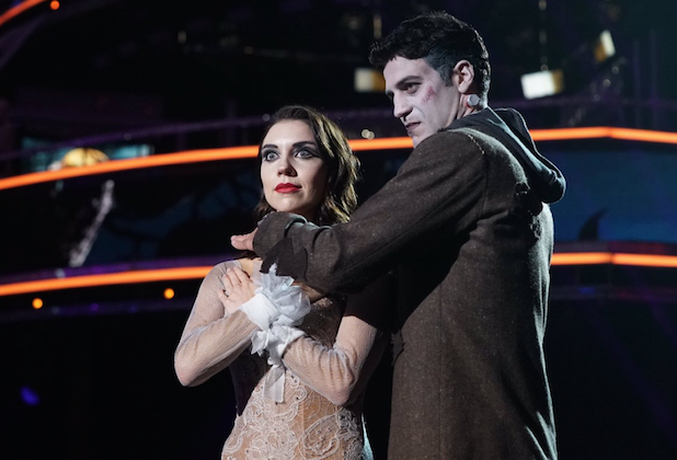 dancing-with-the-stars-recap mary lou retton eliminated season 27