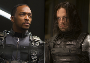 Falcon Winter Soldier TV Series Marvel Disney Streaming