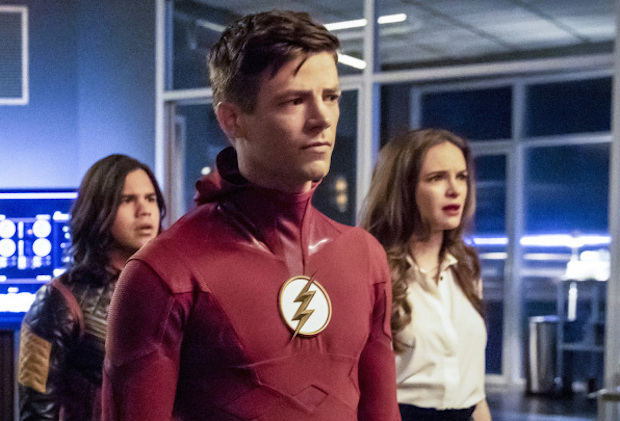 Flash 100th Episode