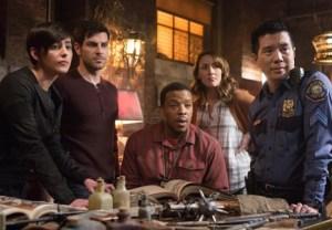 Grimm Spinoff NBC Female Lead