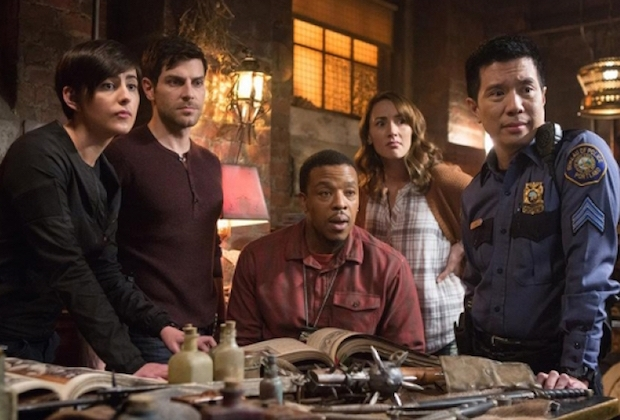 Grimm Spinoff NBC Female Lead