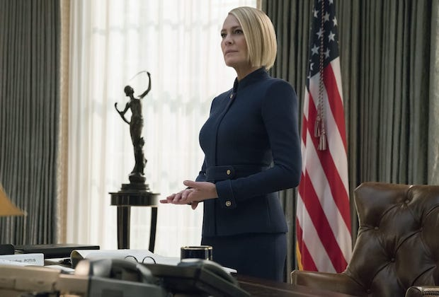 House of Cards Season 6 Finale
