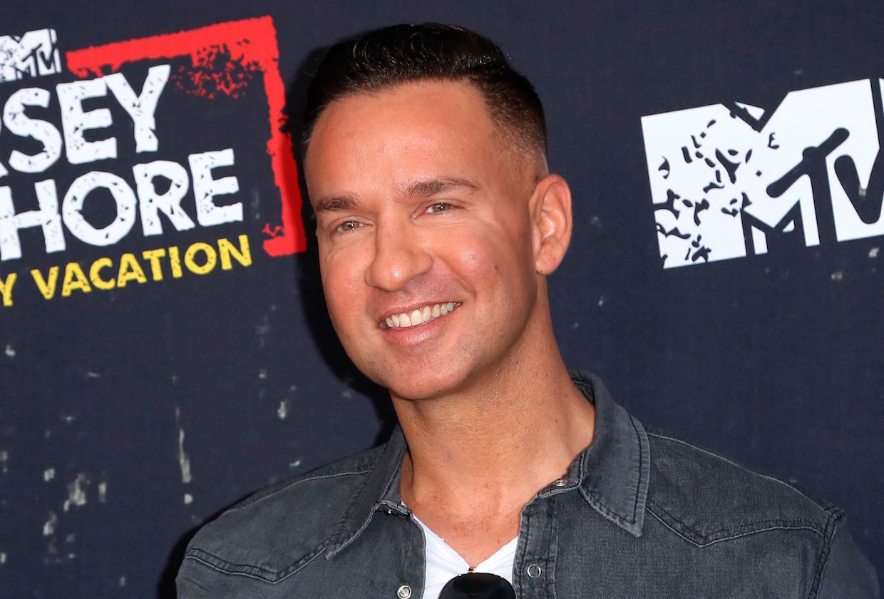 Jersey Shore': Mike 'The Situation' Sorrentino Sentenced to Prison ...