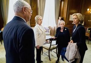 Madam Secretary Hillary Clinton Season 5 Premiere