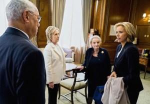 Madam Secretary Ratings Clinton