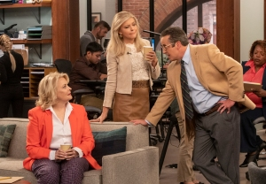 Murphy Brown Revival Episode 2 Corky Miles