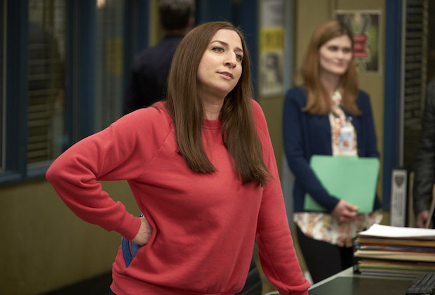 Chelsea Peretti Leaving Brooklyn Nine Nine In Season 6 As Gina Tvline