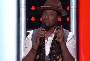 the voice recap oneup zaxai blind auditions